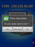 Time Calculator Lite screenshot 6/6