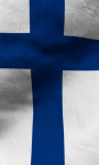 Finland flag live wallpaper Free screenshot 4/5