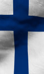 Finland flag live wallpaper Free screenshot 5/5