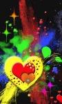 Love Colors Live Wallpaper screenshot 1/3