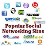 Popular Social Networking screenshot 1/3