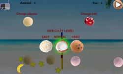 Ice Cream Beach Volleyball screenshot 2/3