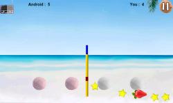 Ice Cream Beach Volleyball screenshot 3/3
