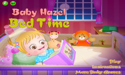 Baby Hazel Bed Time  screenshot 1/5