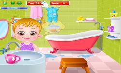 Baby Hazel Bed Time  screenshot 2/5