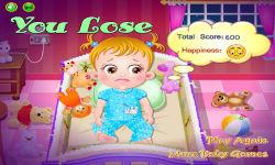 Baby Hazel Bed Time  screenshot 3/5