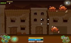 Backyard War screenshot 2/4