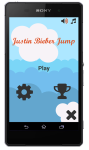 Justin Bieber Jump screenshot 1/4