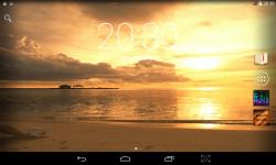 Beautiful Animated Sunset screenshot 1/4