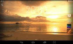 Beautiful Animated Sunset screenshot 2/4