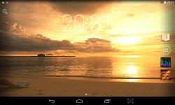 Beautiful Animated Sunset screenshot 4/4