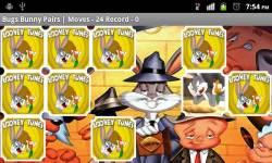 Bugs Bunny Pexeso screenshot 1/2