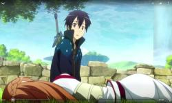 Sword Art Online Anime screenshot 1/4