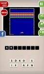 Guess the Retro Game Quiz: Arcade Edition screenshot 1/5