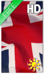 UK Flag Live Wallpaper screenshot 1/2