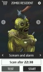 Zomby Resident - Scary Face Prank screenshot 3/4
