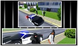 Crazy Police Prisoner Car 3D screenshot 3/5