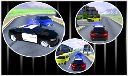 Crazy Police Prisoner Car 3D screenshot 4/5