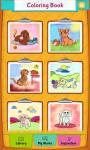 Dog Coloring Pages screenshot 1/5