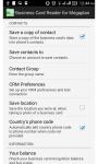 Business Card Reader for Megaplan CRM screenshot 3/6