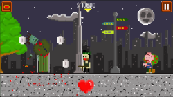Mikey the last zombie killer the game screenshot 1/5