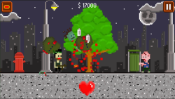 Mikey the last zombie killer the game screenshot 2/5