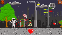 Mikey the last zombie killer the game screenshot 3/5