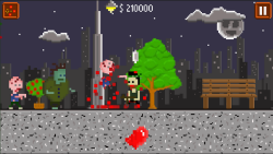 Mikey the last zombie killer the game screenshot 4/5