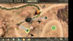 Defense Zone HD sound screenshot 2/6