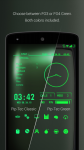 PipTec Green Icons and Live Wall actual screenshot 3/6