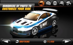 Drift Mania Championship 2 veritable screenshot 6/6