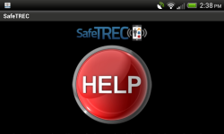 SafeTREC screenshot 1/3