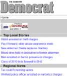 Elsberry Democrat for Android screenshot 1/1