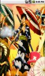 One Piece Live Wallpaper Hanami screenshot 1/5