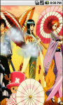 One Piece Live Wallpaper Hanami screenshot 4/5
