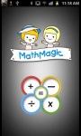 Mathmagic screenshot 1/4