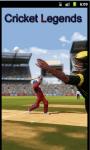 Cricket Legends screenshot 1/4