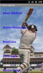 Cricket Legends screenshot 3/4