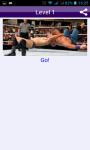 Wrestling Quiz on WWE Raw screenshot 2/3