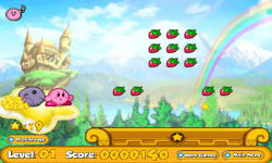 Kirby Star Shot screenshot 3/3