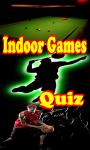 Indoor Game - Quiz screenshot 1/4