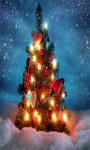Christmas Tree Touch Live Wallpaper screenshot 2/4