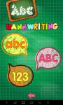 ABC 123 Handwriting screenshot 1/6