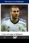 Benzema Live Wallpaper screenshot 4/5