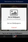 Benzema Live Wallpaper screenshot 5/5