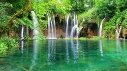 Waterfall best Lives HD wallpaper screenshot 3/6