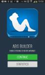Abs Builder screenshot 1/4