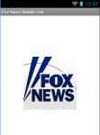 Fox News Reader Lite screenshot 1/6
