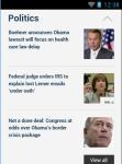 Fox News Reader Lite screenshot 3/6