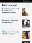 Fox News Reader Lite screenshot 5/6